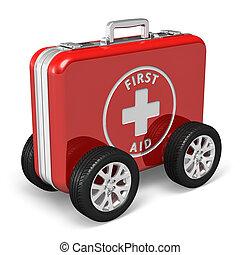El concepto de asistencia médica