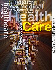 El concepto de atención sanitaria brilla