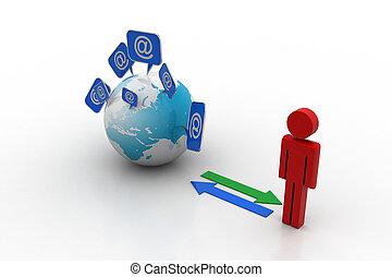 El concepto de comunicación global