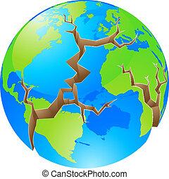El concepto de crisis mundial