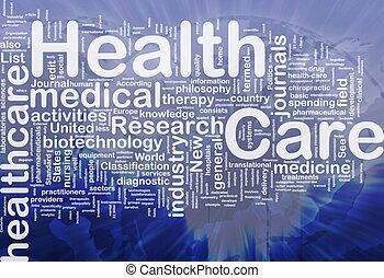 El concepto de cuidado de la salud