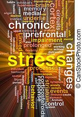 El concepto de estrés mental brilla