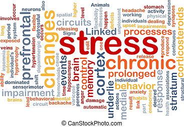 El concepto de estrés mental