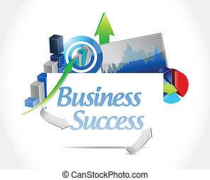 El concepto de estrategia de negocios significa diseño ilustrado