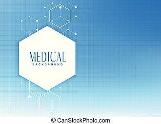 El concepto de fondo médico y de salud