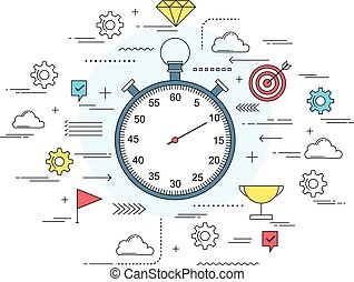 El concepto de gestión del tiempo