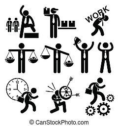 El concepto de hombre de negocios