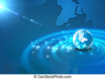 El concepto de Internet de global