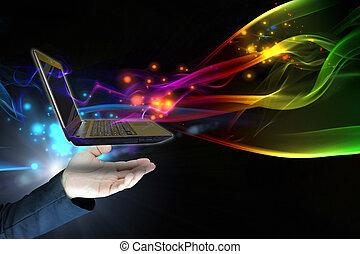 El concepto de Internet de los negocios globales