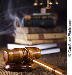 El concepto de la ley y la justicia
