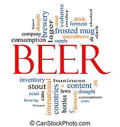 """El concepto de la palabra """"cerveza"""