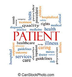 El concepto de la palabra del paciente