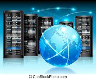 El concepto de la red global