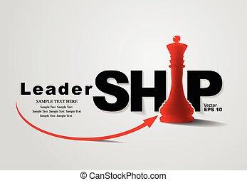 El concepto de liderazgo