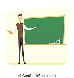 El concepto de maestro