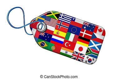 El concepto de mercado global