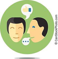 El concepto de proceso de comunicación