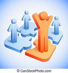 El concepto de recursos humanos