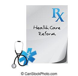 El concepto de reforma de la salud