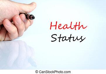 El concepto de salud