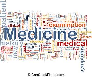 El concepto de salud médica