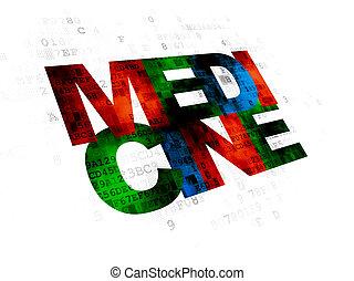 El concepto de salud: medicina en el fondo digital