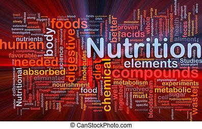 El concepto de salud nutricional brilla