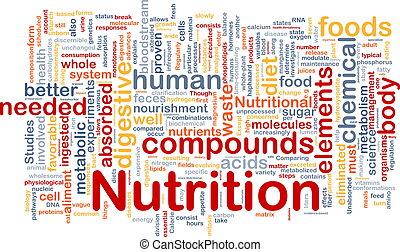 El concepto de salud nutricional