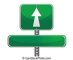 El concepto de señal de camino
