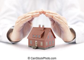 El concepto de seguro de propiedad