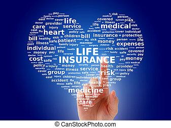 El concepto de seguro de vida