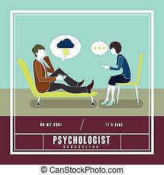 El concepto de terapia de trastorno mental