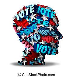 El concepto de voto