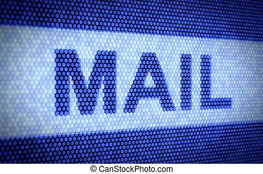 El concepto del correo
