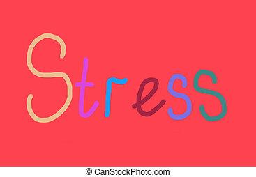 El concepto del estrés
