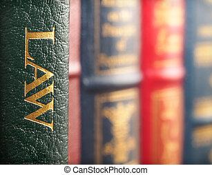 El concepto del libro de leyes