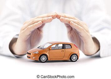 El concepto del seguro de coche