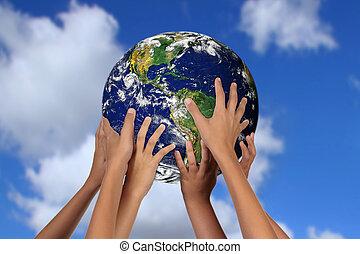 El concepto global del futuro de la madre tierra
