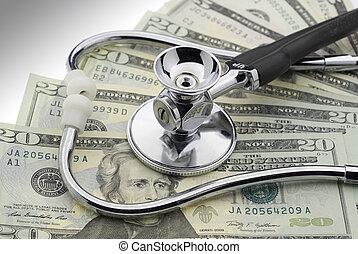El costo de la atención médica