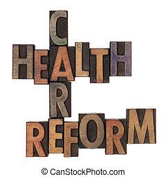 El crucigrama de la salud