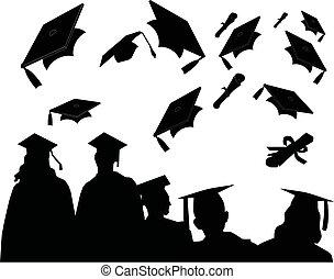 El día de la graduación