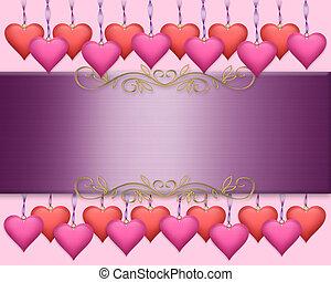 El día de San Valentín es la frontera