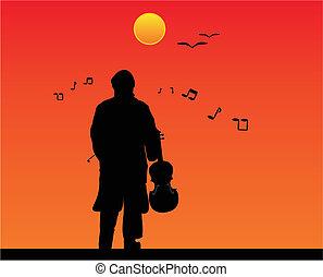 El día que la música...