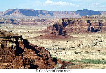 El desierto americano