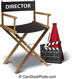 El director de cine