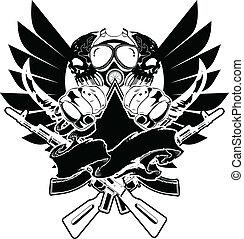 El diseño de la camiseta del vector