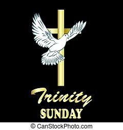El domingo de Trinidad. El concepto de la iglesia cristiana.