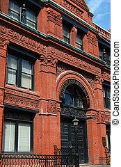 El edificio de intercambio de algodón Savannah