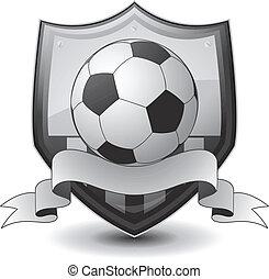El emblema del logotipo