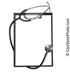 El estetoscopio es una herramienta médica